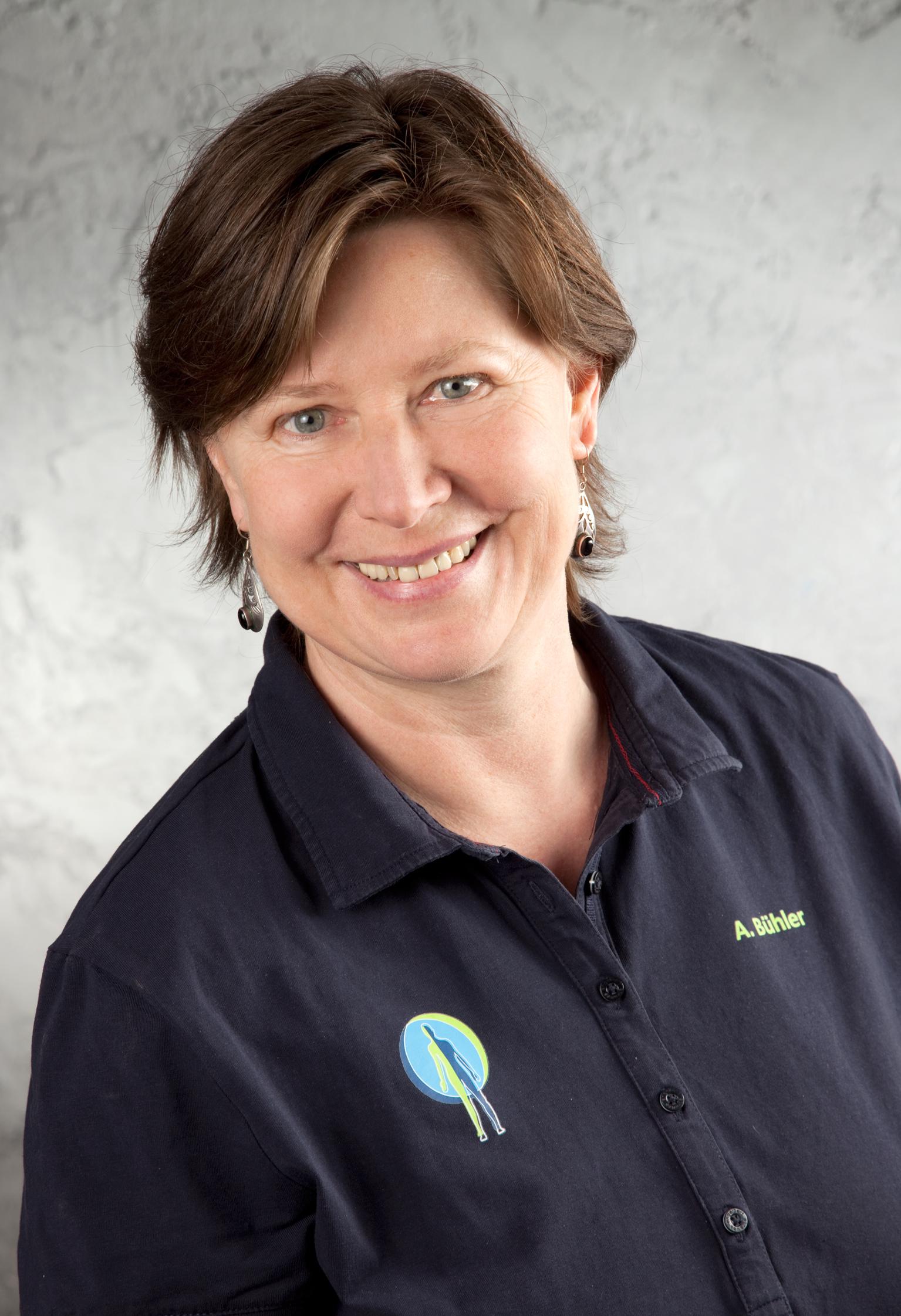 <b>Astrid Bühler</b> - Fachärztin für Allgemeinmedizin - AstridBuehler